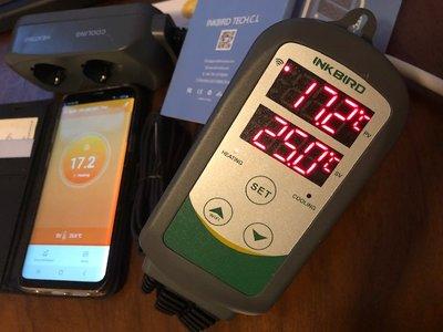 Inkbird ITC-308 Wifi Temperatuurregelaar